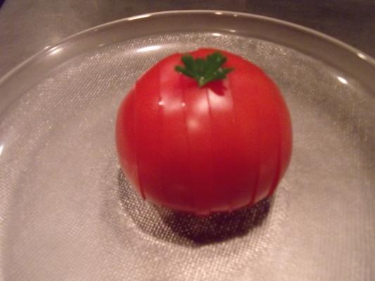 メタボにトマト・・